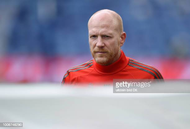Porto FC Bayern Muenchen Abschlusstraining FC Bayern Muenchen im Stadion Dragao Sportvorstand Matthias Sammer