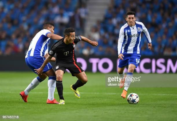Porto FC Bayern Muenchen Casemiro gegen Thiago Alcantara
