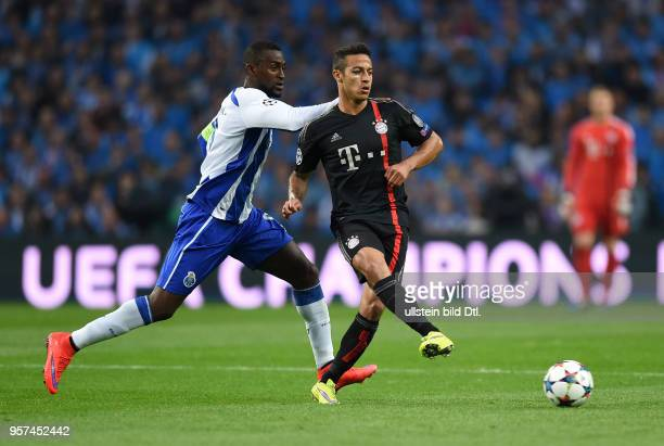 Porto FC Bayern Muenchen Jackson Martinez gegen Thiago Alcantara