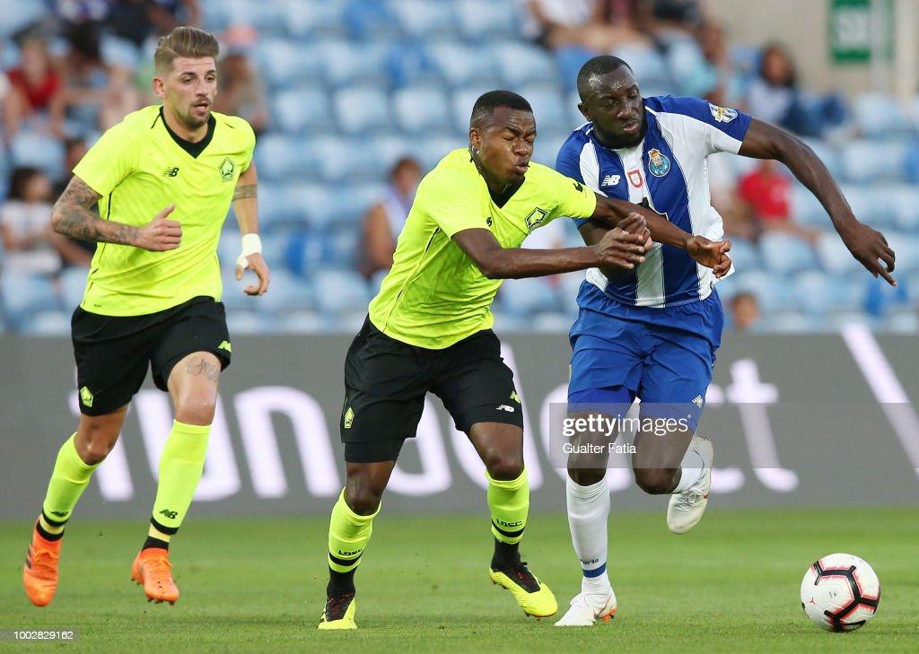 FC Porto v LOSC Lille - Algarve Cup