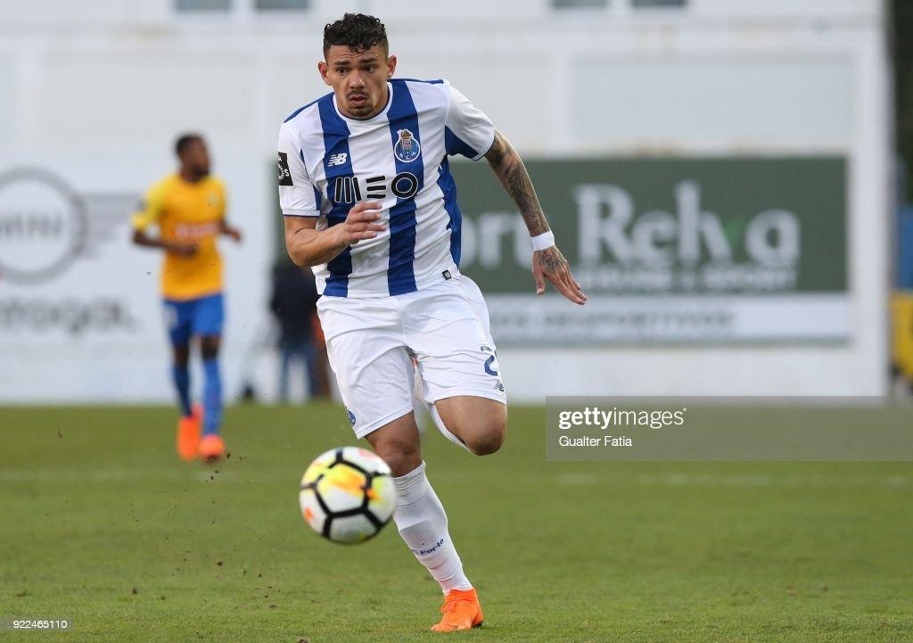 GD Estoril Praia v FC Porto - Primeira Liga : Nachrichtenfoto