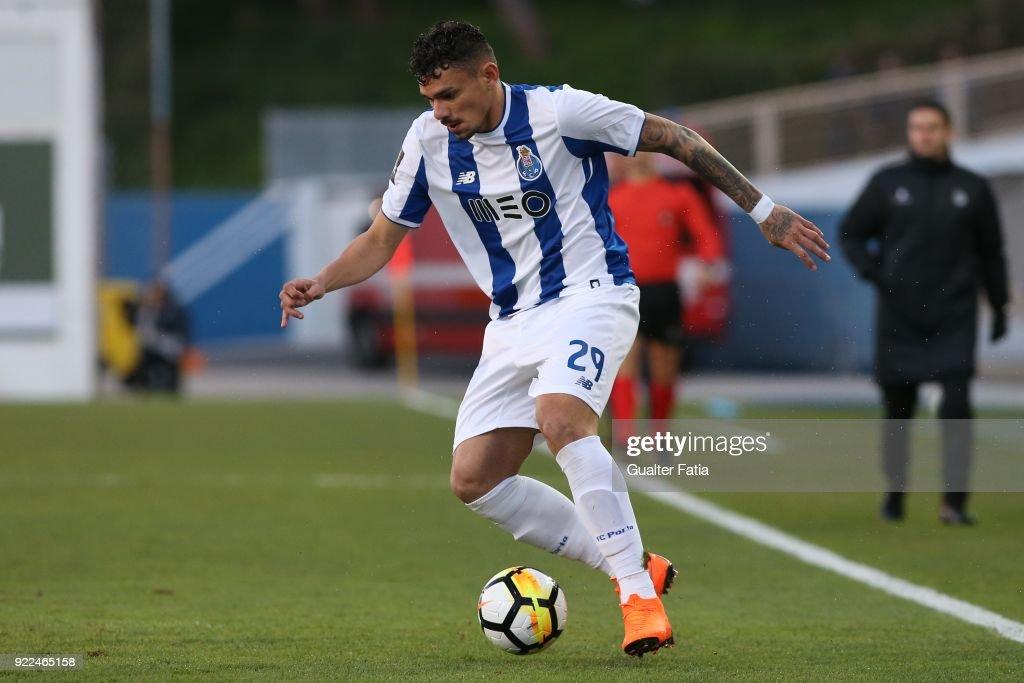 GD Estoril Praia v FC Porto - Primeira Liga : ニュース写真