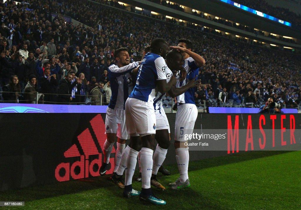 FC Porto v AS Monaco - UEFA Champions League : News Photo