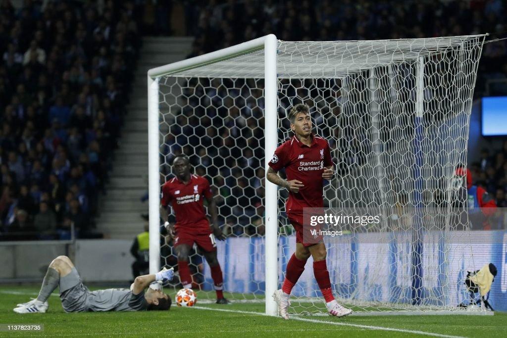"UEFA Champions League""FC Porto v Liverpool FC"" : News Photo"