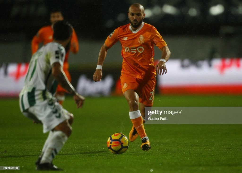 Vitoria Setubal v Porto - Primeira Liga