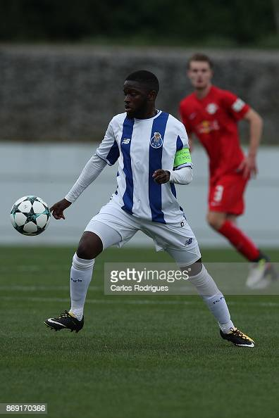 FC Porto midfielder Moreto Cassama from Portugal during the match... News Photo - Getty Images