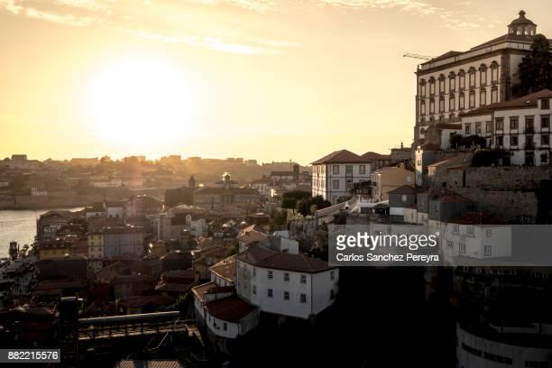 Porto panoramic from the bridge