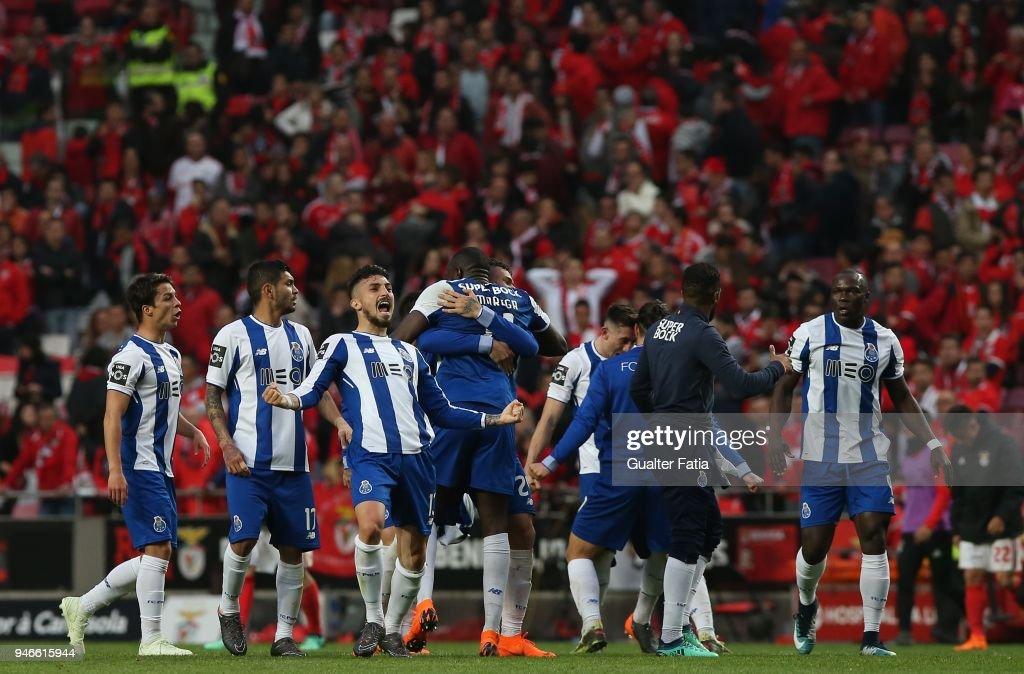 SL Benfica v FC Porto - Primeira Liga : Photo d'actualité