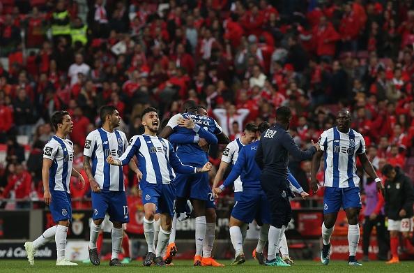 Maillot FC Porto D. Leite