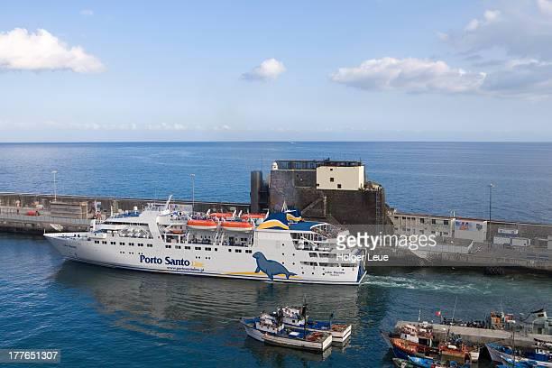 Porto Santo Line ferry Lobo Marinho