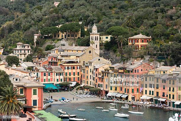 Portofino, Liguria, Italian Riviera, Genoa, Italy
