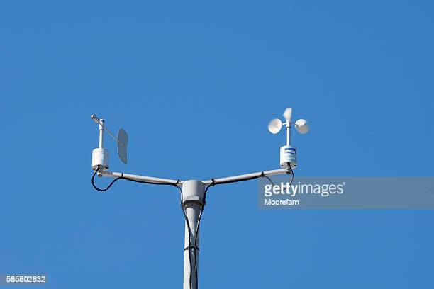 Porton anemometer and windvane