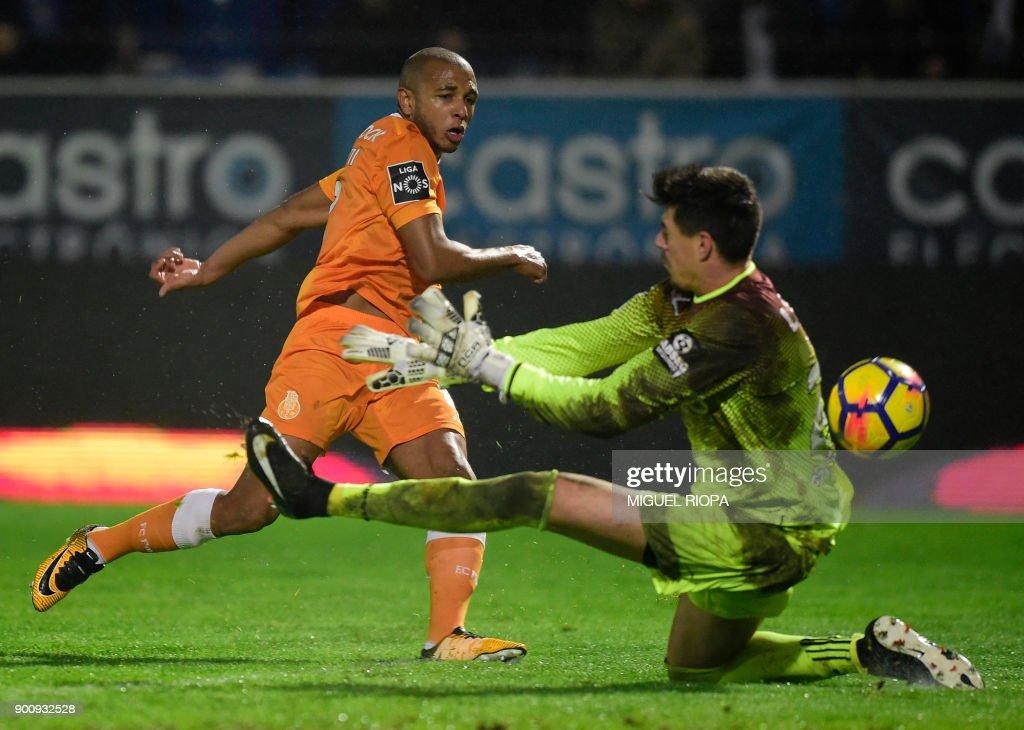 Feirense v Porto - Primeira Liga