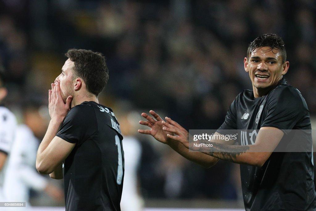 Vitoria Guimaraes v FC Porto - Primeira Liga
