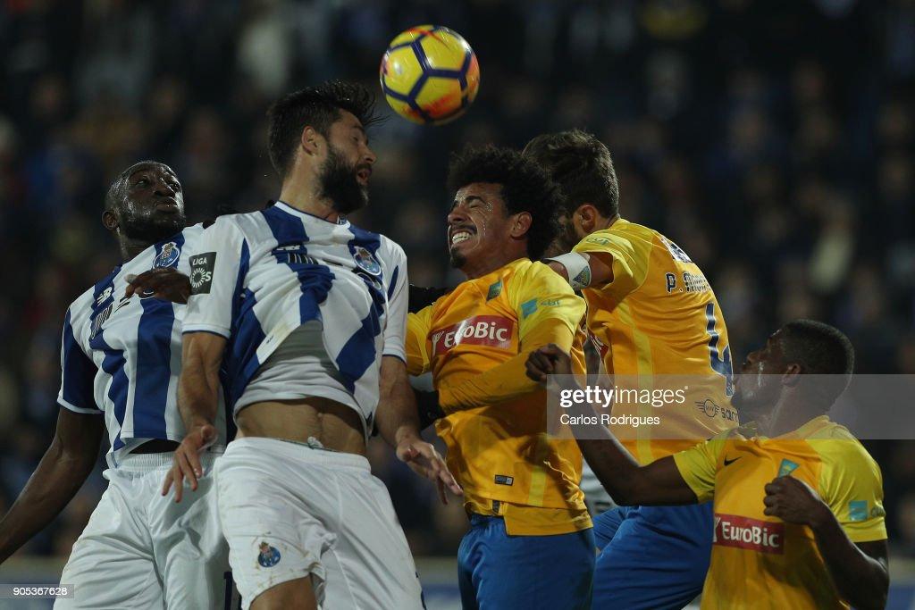 G.D Estoril Praia vs FC Porto - Primeira Liga