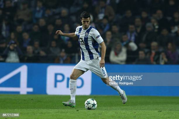 Porto's defender Ivan Marcano from Spain during the match between FC Porto v AS Monaco or the UEFA Champions League match at Estadio do Dragao on...