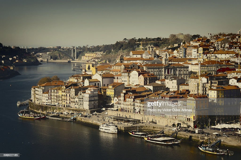Porto's Downtown : Foto de stock