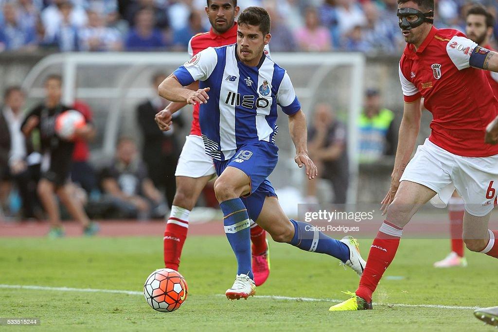 FC Porto v SC Braga: Portuguese Cup Final : News Photo