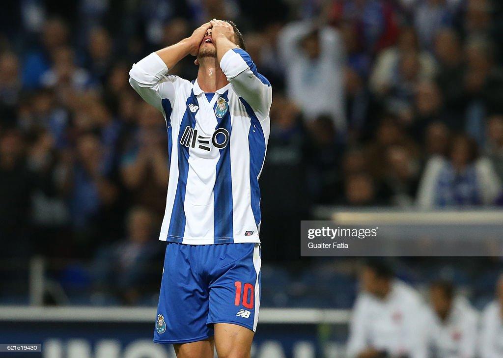FC Porto v SL Benfica - Primeira Liga : News Photo