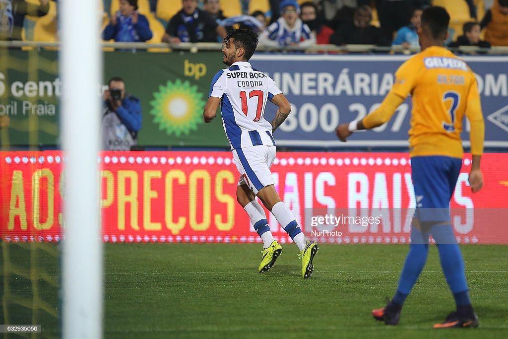 Estoril Praia v FC Porto - Primeira Liga : News Photo