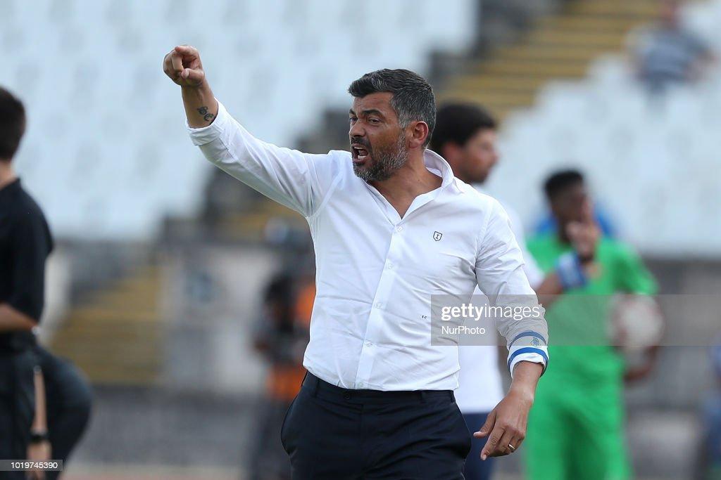 Belenenses v FC Porto - Liga NOS