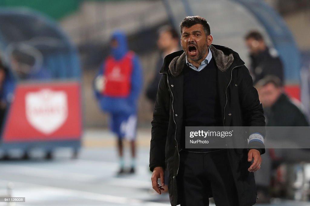 Belenenses v Porto - Primeira Liga
