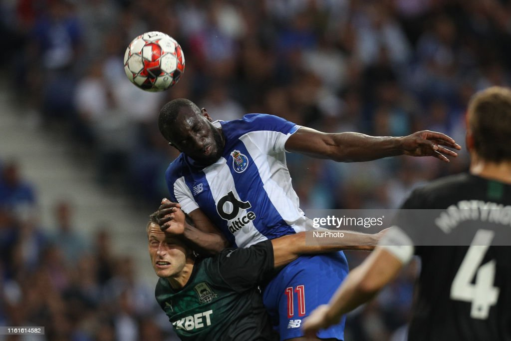 FC Porto v FC Krasnodar - UEFA Champions League Third Qualifying Round : News Photo