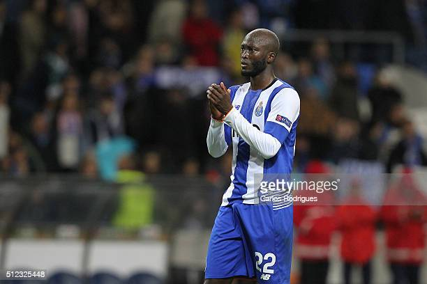 Porto's midfielder Danilo Pereira during the Champions League match between FC Porto and Borussia Dortmund for UEFA Europa League Round of 32 Second...
