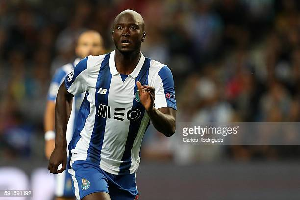 PortoÕs midfielder Danilo Pereira during the match between FC Porto v AS Rome UEFA Champions League playoff match at Estadio do Dragao on August 17...
