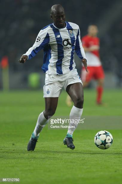 Porto's midfielder Danilo Pereira from Portugal during the match between FC Porto v AS Monaco or the UEFA Champions League match at Estadio do Dragao...