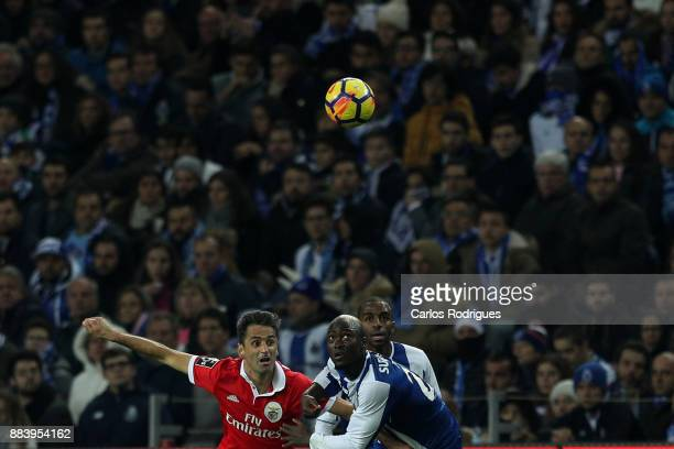 PortoÕs midfielder Oliver Torres from Spain vies with FC PortoÕs midfielder Danilo Pereira from Portugal for the ball possession during the FC Porto...