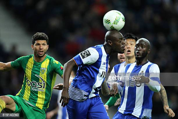 Porto's Netherlands Bruno Martins Indi in action during the Premier League 2015/16 match between FC Porto and CD Tondela at Dragão Stadium in Porto...