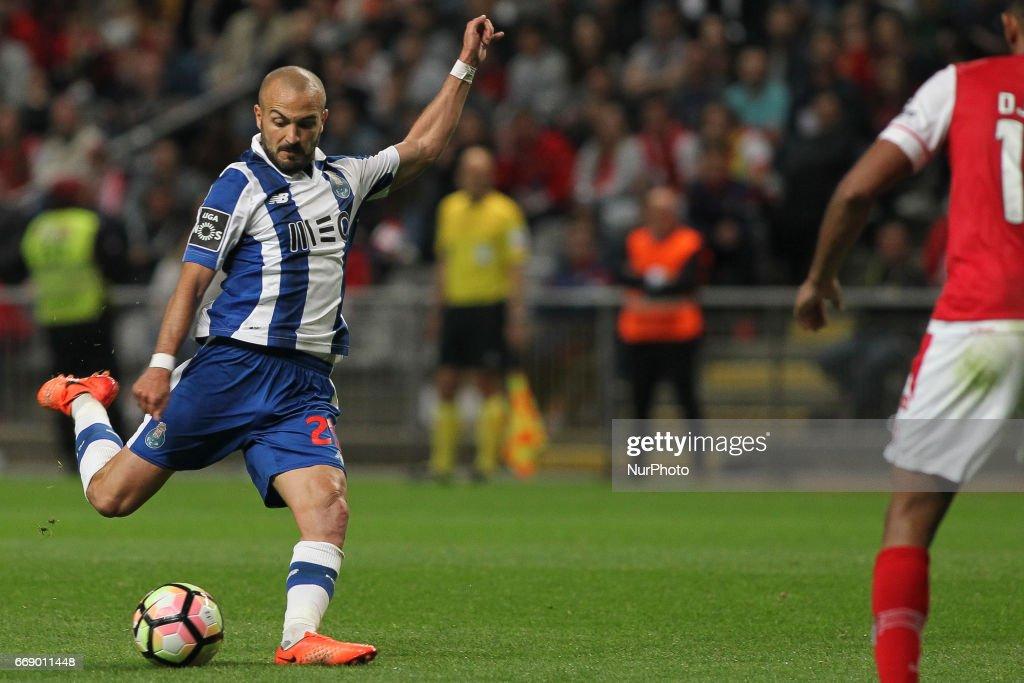 Sporting Braga v FC Porto - Primeira Liga