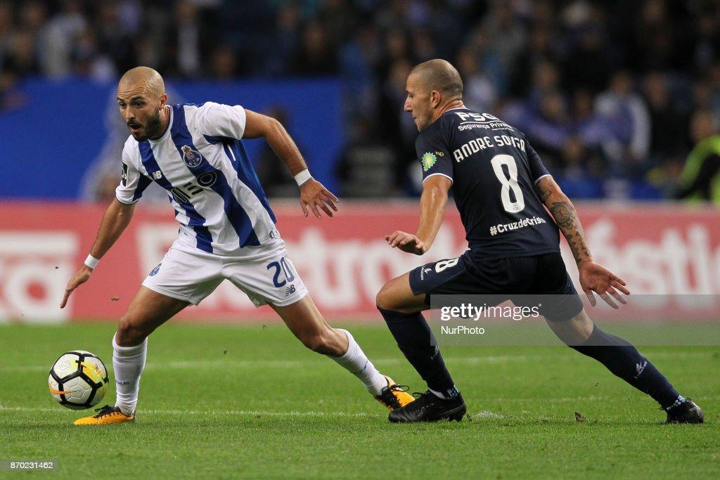 Porto v Belenenses - Primeira Liga