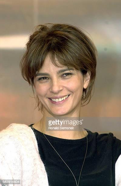 Portrair of Laura Morante star of Lucio Gaudino's 'Prime Luci dell'Alba'