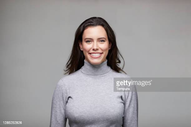 portrait a young businesswoman wearing smiling at the camera. - black hair stock pictures, royalty-free photos & images