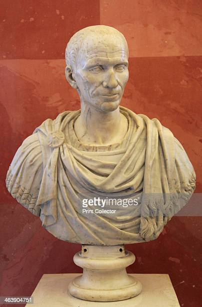Portrait bust of Gaius Julius Caesar 16th century Imitating a Roman original of the 1st century BC Julius Caesar was one of Rome's most capable...