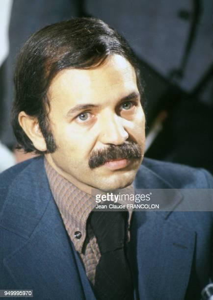 Portrait d'Abdelaziz Bouteflika en 1978