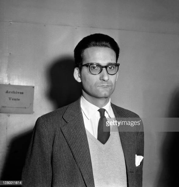 Portrait daté du 12 décembre 1958 du journaliste et écrivain Jean Mauriac. Jean Mauriac qui a effectué toute sa carrière de journaliste politique à...