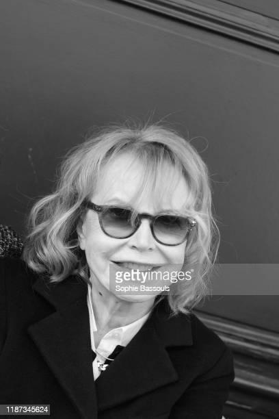 Portrait de Bulle Ogier actrice et comedienne lauréate du Prix Medicis essai 2019 pour son livre coecrit avec Anna Diatkine J'ai oublié Paris 8...