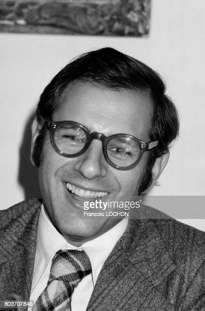 Portrait de Christian Borniche fils de l'inspecteur Roger Borniche à la tête du cabinet d'enquêtes privées fondée par son père en septembre 1976 à...