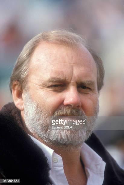 Portrait de Christian Brincourt en juin 1986 à Paris France
