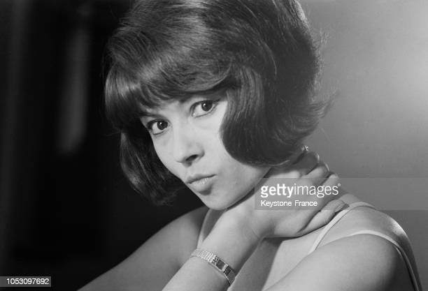 Portrait de Dany Carrel en France le 2 décembre 1967