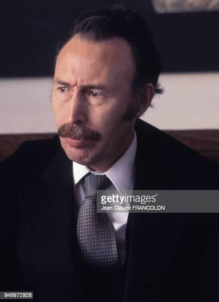 Portrait de Houari Boumediène circa 1970