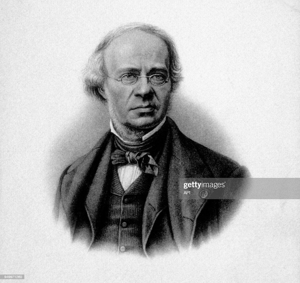 Portrait de Jacques-Fromental Halévy, compositeur français
