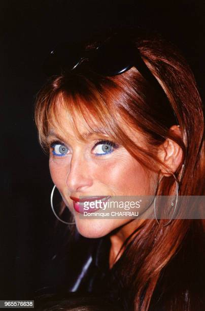 Portrait de Julie Pietri le 22 septembre 2000 à Paris France