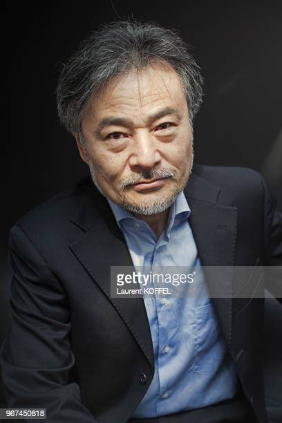 Portrait de Kiyoshi KUROSAWA pendant le 68eme Festival du Film Annuel de Cannes au Palais des Festivals le 17 mai 2015 Cannes France Film VERS LAUTRE...