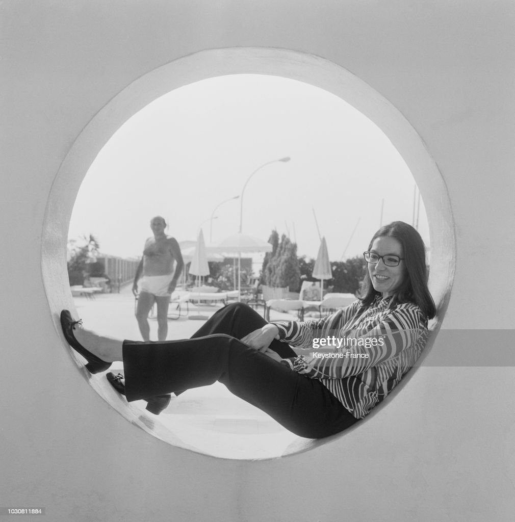 Nana Mouskouri à Cannes : Photo d'actualité
