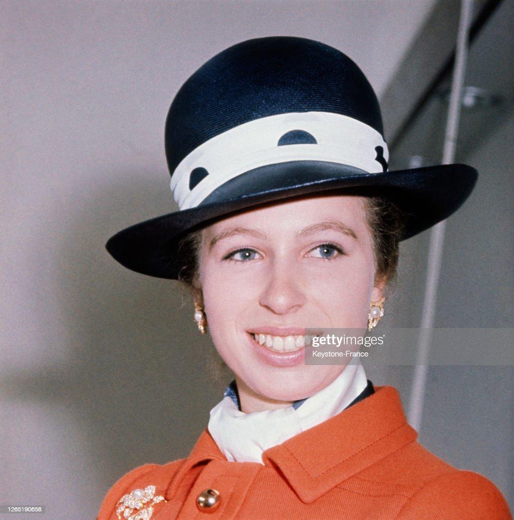 Princesse Anne : News Photo