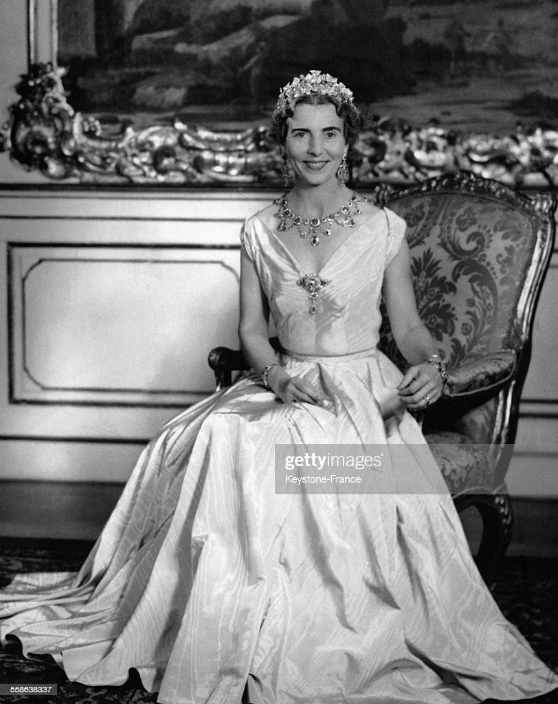 La Reine Ingrid De Danemark : News Photo